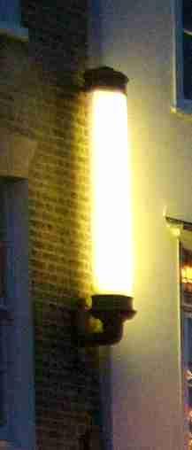 Richardson Street Light