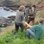 National Trust Volunteers & staff