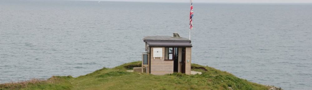 Coastwatch Hut