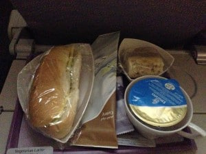 Emirates snack