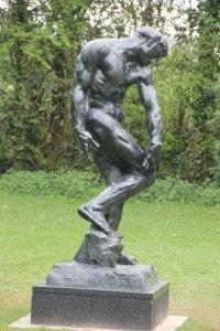 Auguste Rodin - Adam - 1881