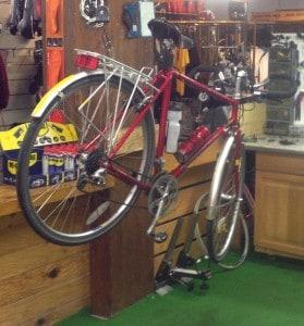 Geoffs bike