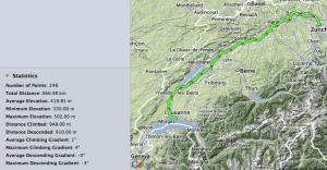 Zurich Route