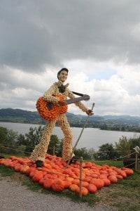 Pumpkin Elvis
