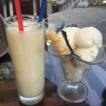 a lassi & ice cream I could have stayed all day :-)