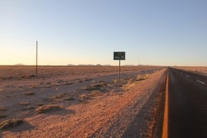 30km sign