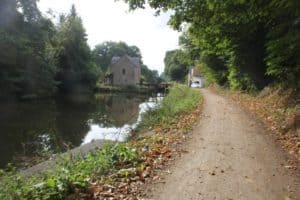 Canal and path