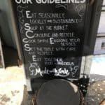 The Giri Cafe guidelines